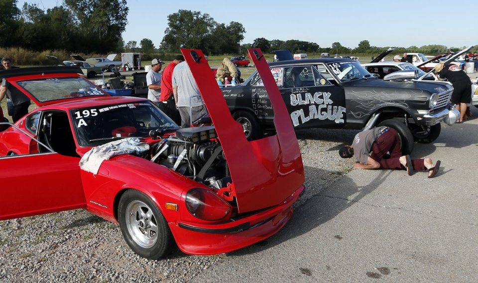 Hot Rod Drag Week includes stopover in Noble
