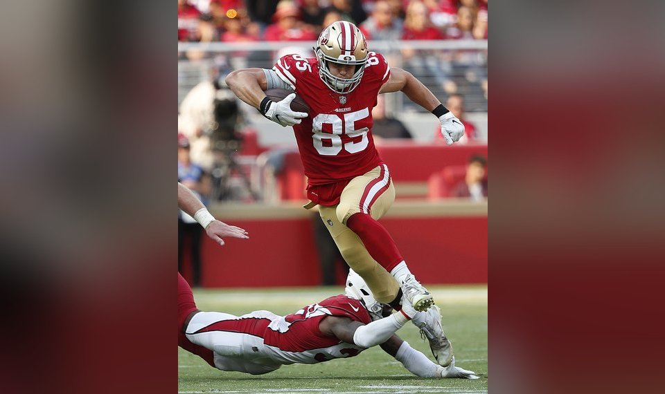 Former Norman High School Standout George Kittle Having