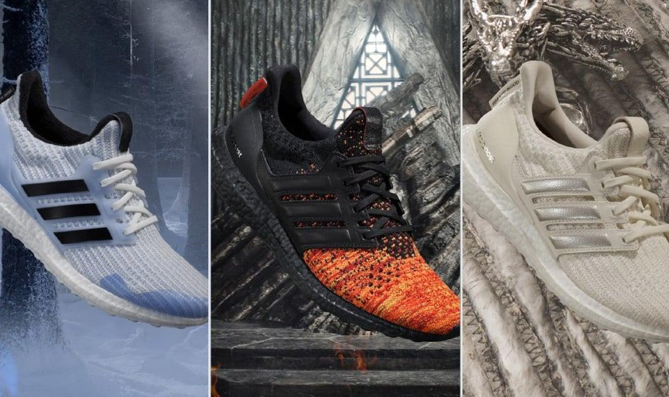 The New Game Of Thrones Adidas Collection Could Help You Outrun A
