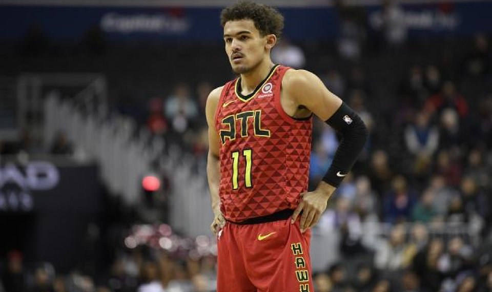 Hawks guard Trae Young is averaging 19.1 points and 7.9 assists per game  since Jan. dadec1d03