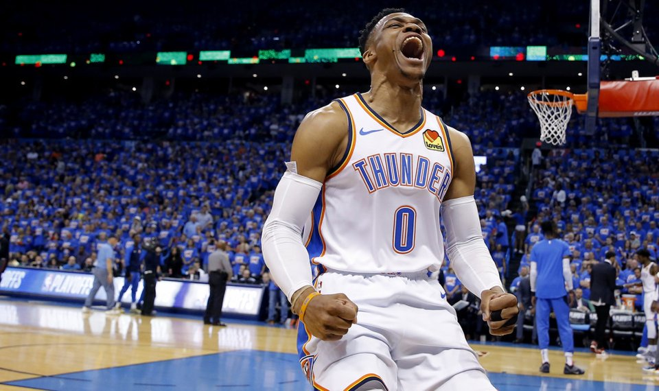 Russell Westbrook releases clothing collection thanking Oklahoma