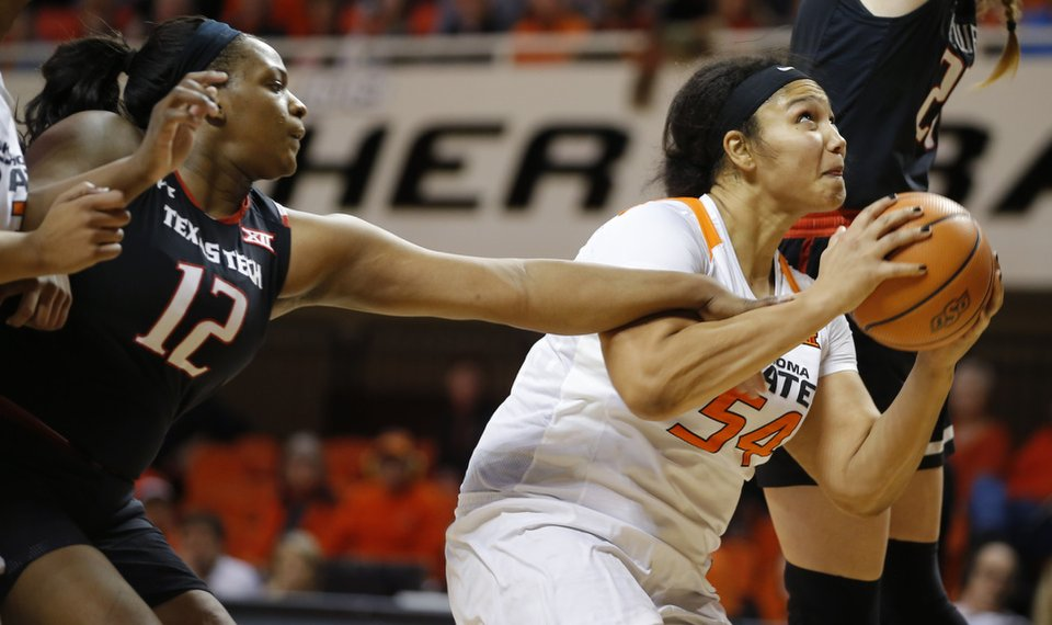 Women's basketball: OSU's Kaylee Jensen faces big challenge