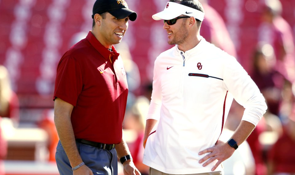 No. 5 Oklahoma at Iowa State: Time, TV channel, predictions