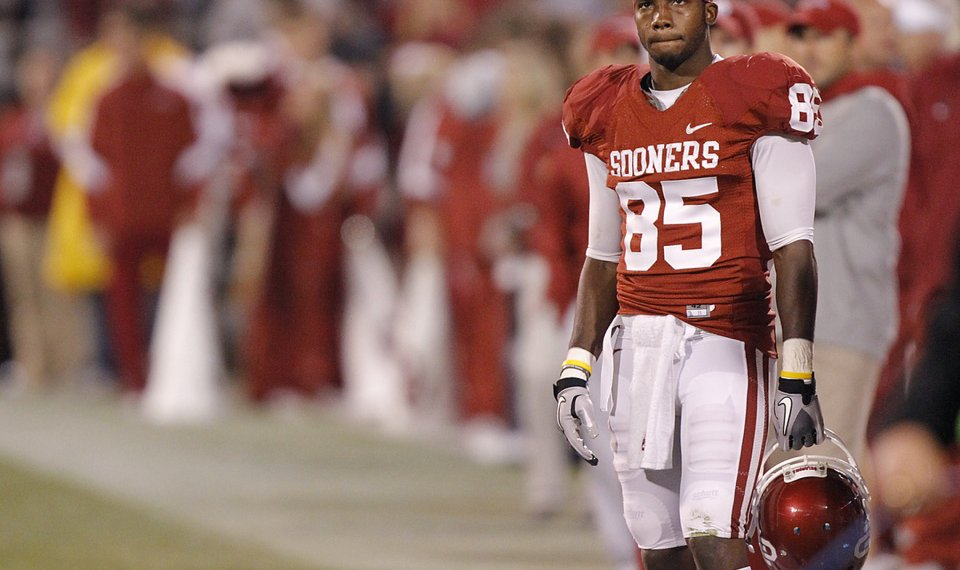 OU football: Ryan Broyles makes transition from field to the ...
