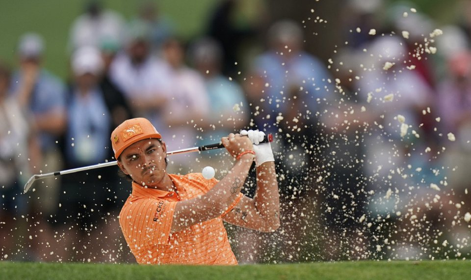 Masters Notebook: Fowler Optimistic After Another Close Call