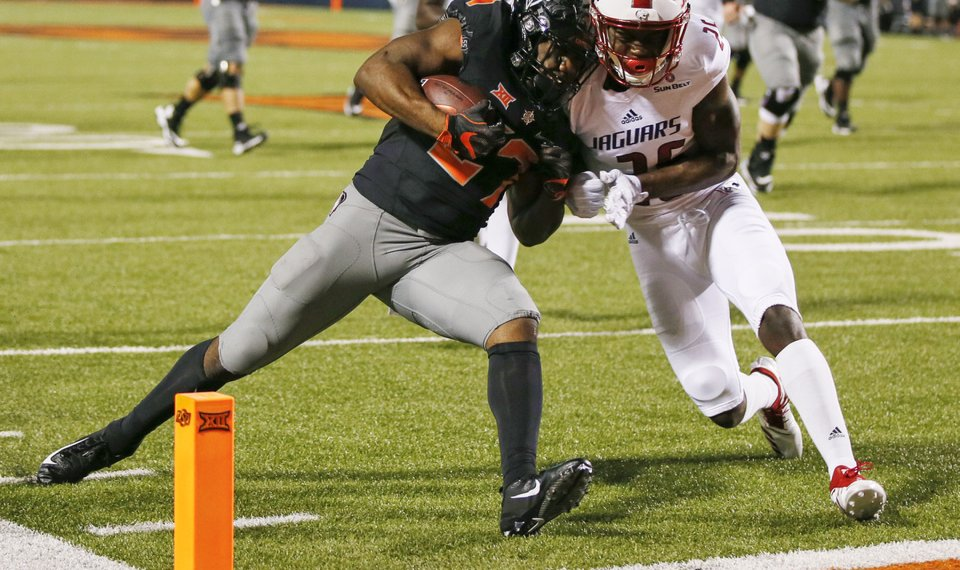 Report Card Osu Vs South Alabama