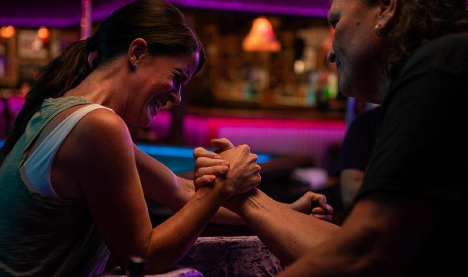 Q A Director Maureen Bharoocha Talks About Women S Arm Wrestling Comedy Golden Arm Filming In Oklahoma