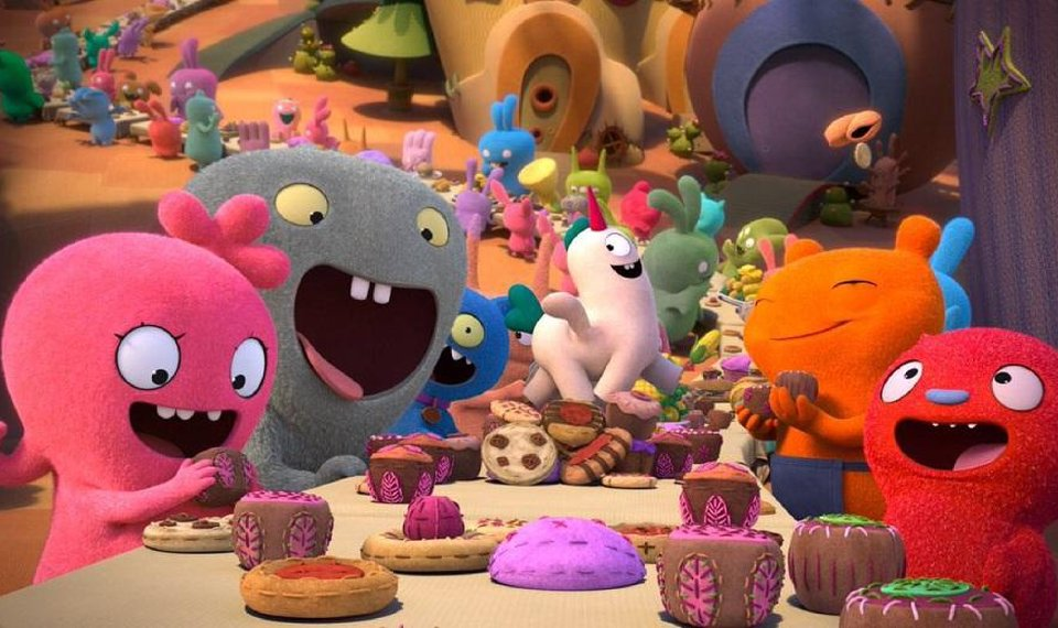 "The ""UglyDolls"" feature is based on the plush toy line by David Horvath and Sun-Min Kim. STXfilms photo"