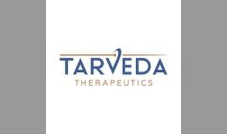 Tarveda Therapeutics To Present At EORTC NCI AACR Molecular Targets And Cancer Symposium