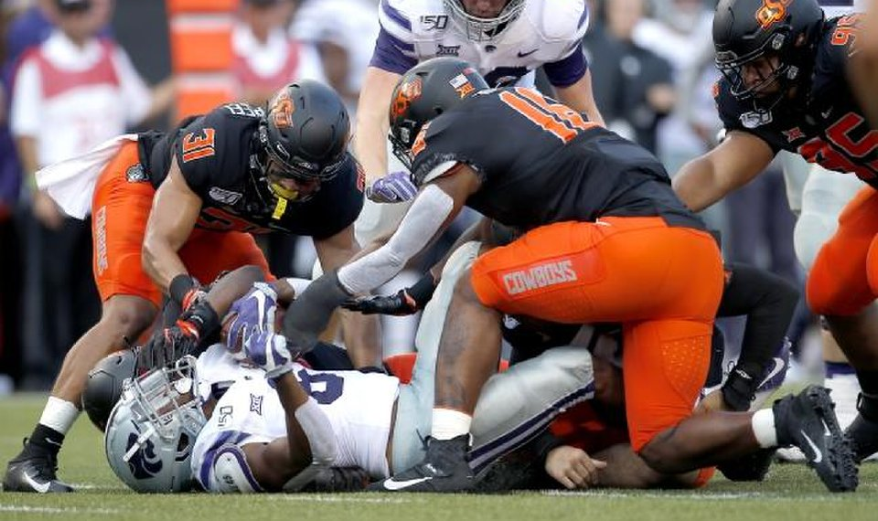 OSU vs. Baylor football: Three players to watch, two big questions...