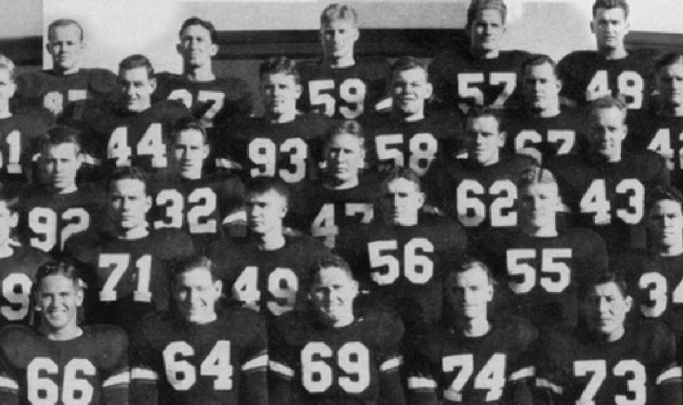 OSU football: The last remaining 1945 Oklahoma A&M football ...
