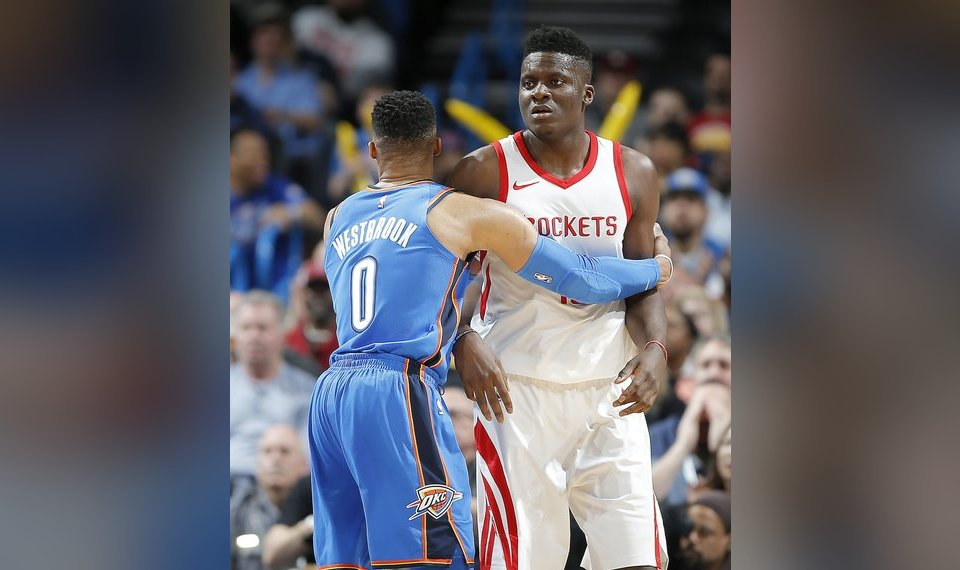 acbef6179098 NBA Notebook  Capela signs 5-year