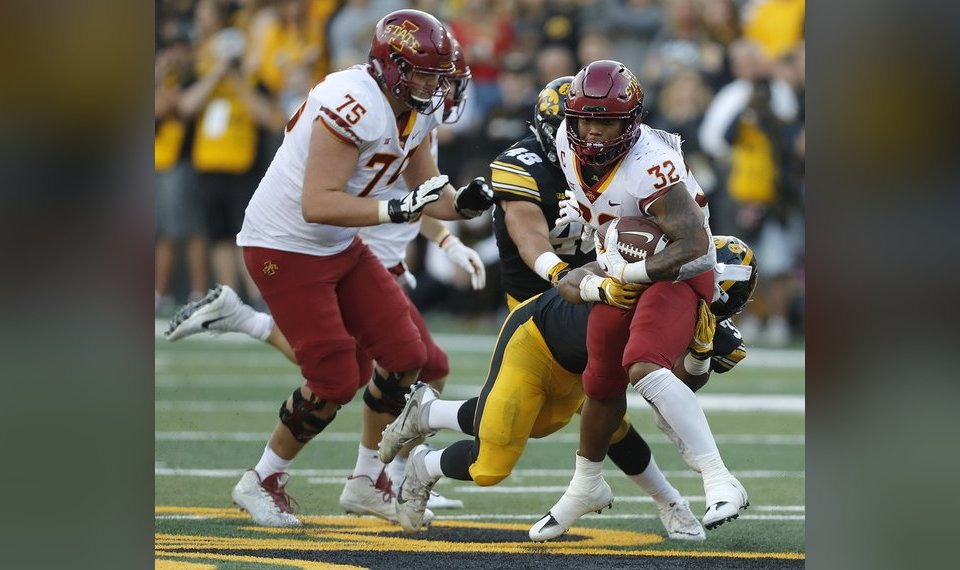 College Football Notebook Iowa State Finds Replacement For Canceled Opener