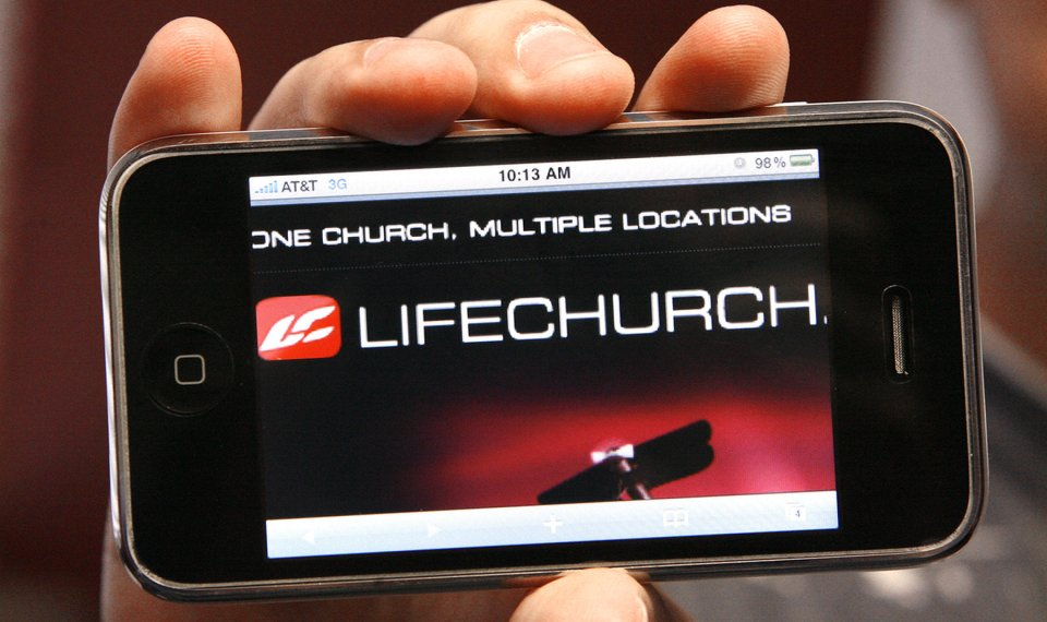LifeChurch tv founder says church growth exceeded his