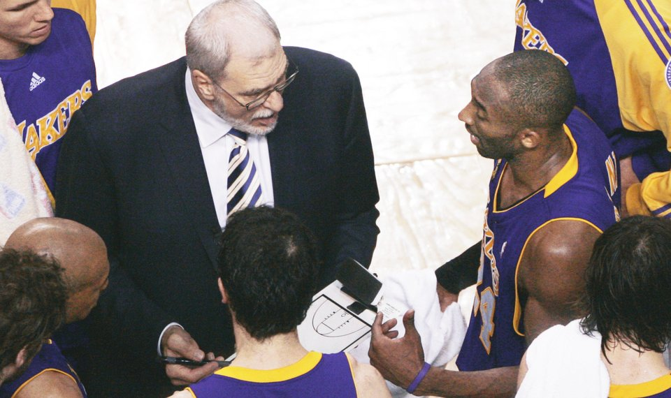 Is Phil Jackson the best NBA coach of all time?
