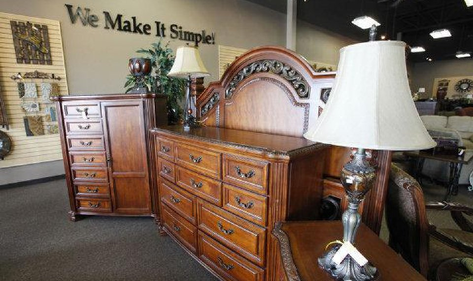 Nice Items For Sale On The Showroom Floor At Furniture Buy Consignment, NW 58  Street And