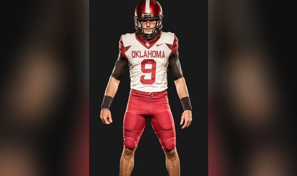 bad4c3b2f18 Oklahoma football  Sooners will debut new uniforms Saturday at West ...