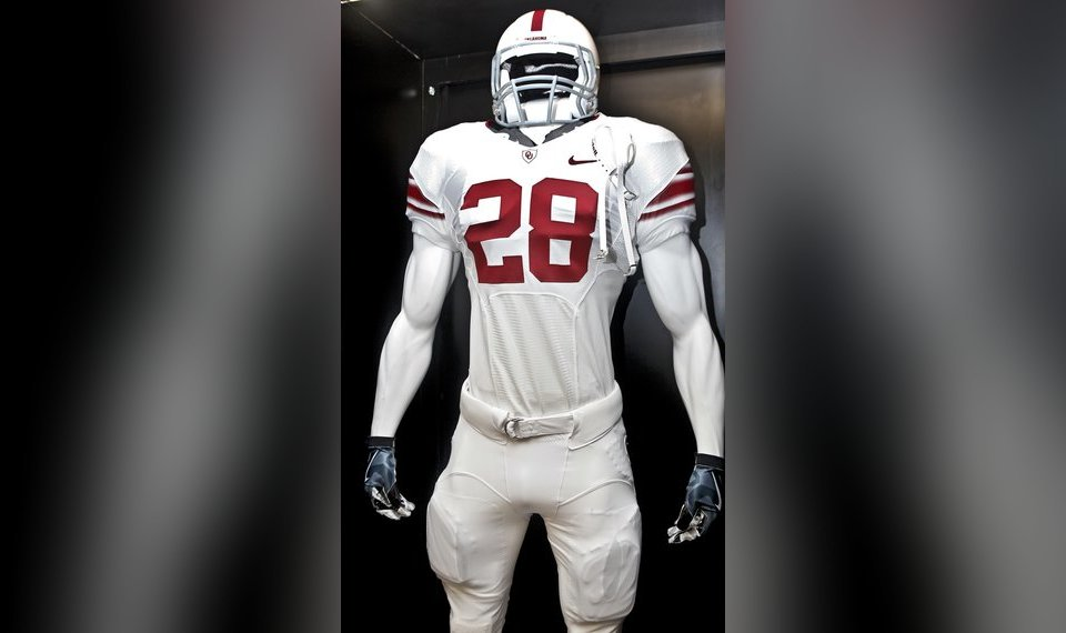 quite nice 7ee0f 9132b Oklahoma will break out new Nike uniforms Saturday at Texas Tech