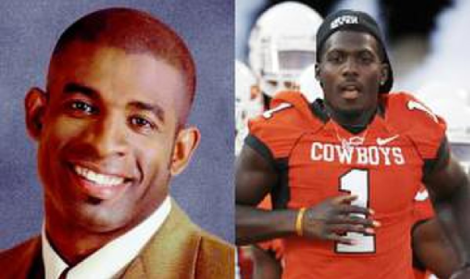 Deion Sanders Says Agent Not At Meeting With Osu S Dez Bryant