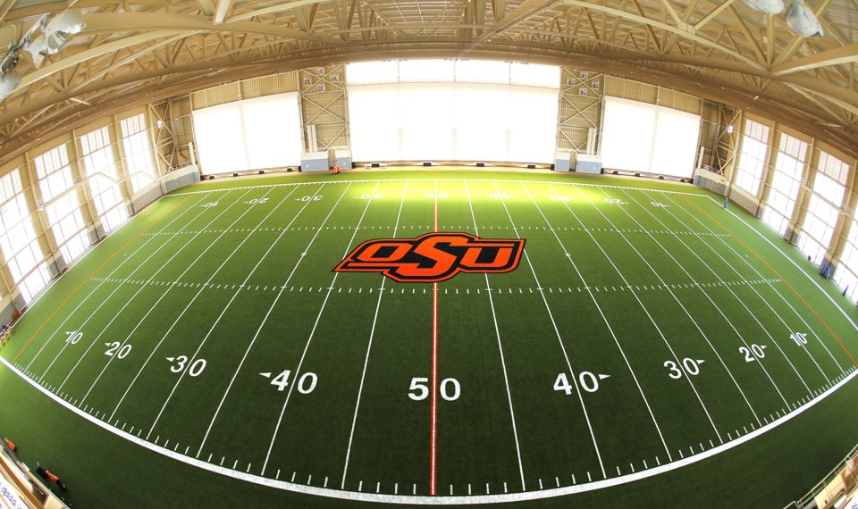 Oklahoma State football: A look at the recent facilities