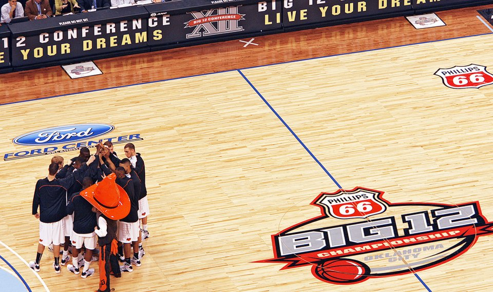 Conference realignment: Big 12 shuffle could benefit OKC