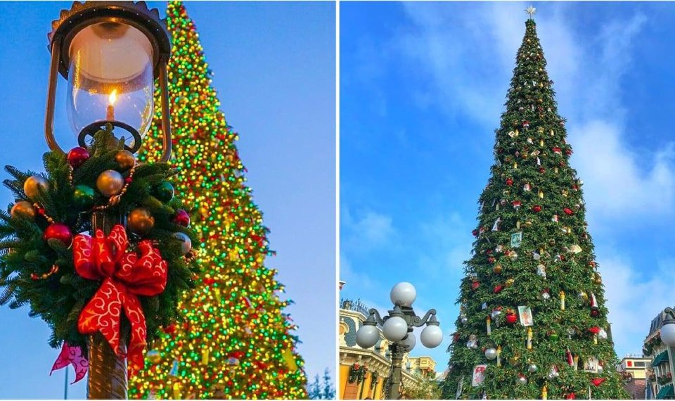 When Does Disneyland Decorate For Christmas.It S Beginning To Look A Lot Like Christmas At Disneyland