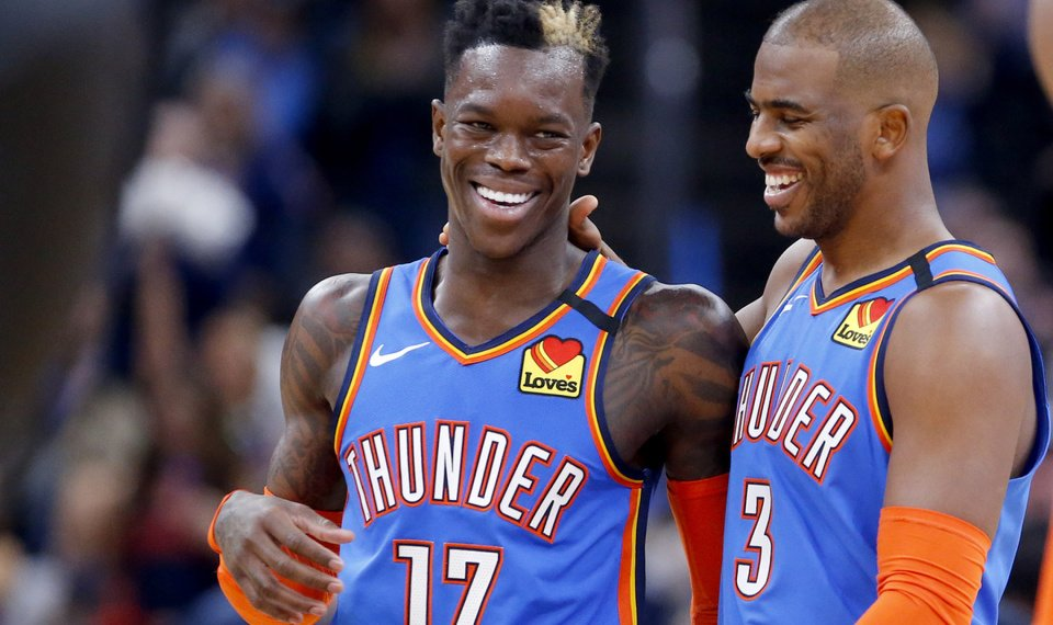 OKC Thunder: Dennis Schröder plans to leave bubble for birth of child