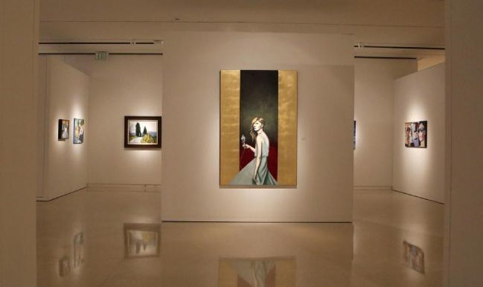 Impressionists and expressionists: Oklahoma artists show their work with OU art museum's...