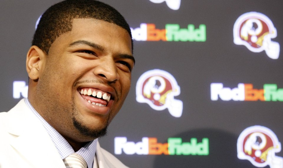 Ou S Trent Williams Signs 60 Million Contract With