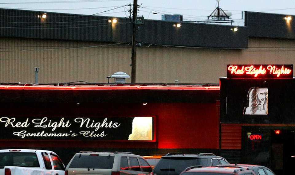 New twists surface in case against oklahoma city strip club red light nights gentlemens club is in south oklahoma city photo by bryan terry aloadofball Images