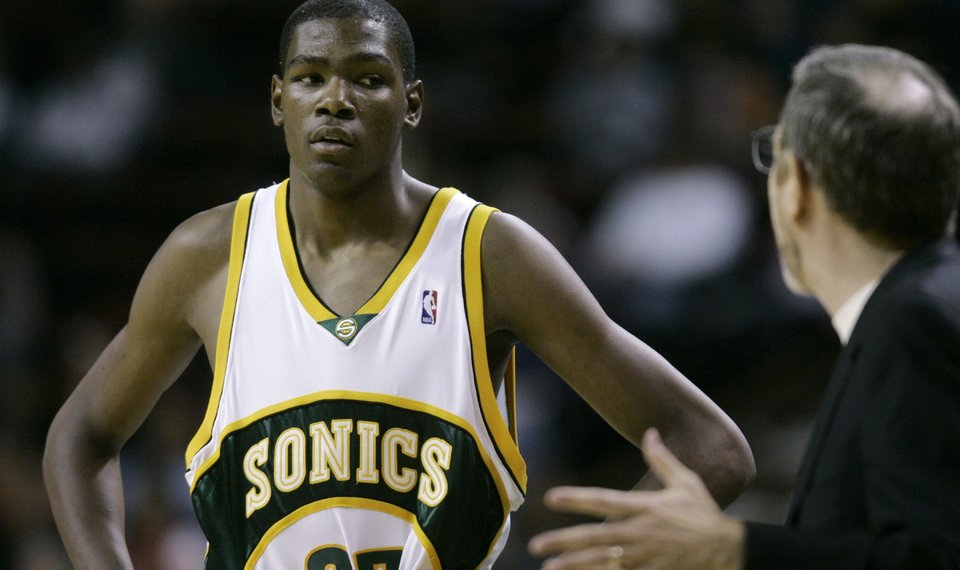 7d483cd52 Oklahoma City Thunder  Kevin Durant happy for Seattle