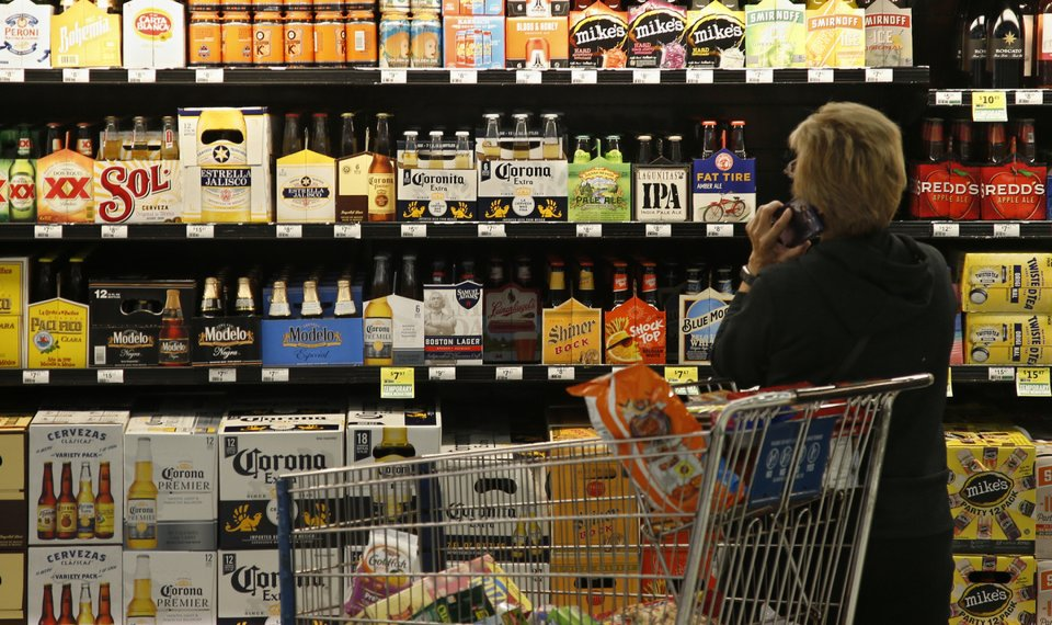 Dining notes: Liquor stores can open Sunday by county option