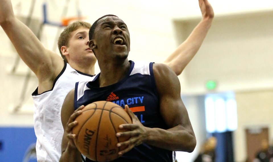 14c8f1452 Summer league wrap-up  Analyzing the Thunder s six relevant players at  summer league