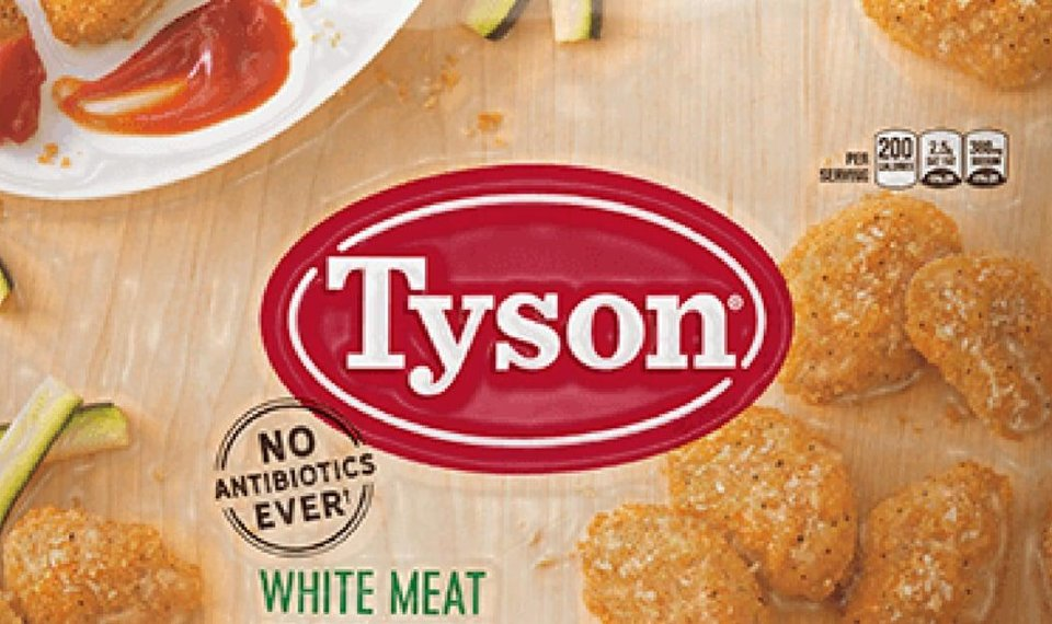 Tyson Voluntarily Recalls 36000 Pounds Of Chicken Nuggets Sold At