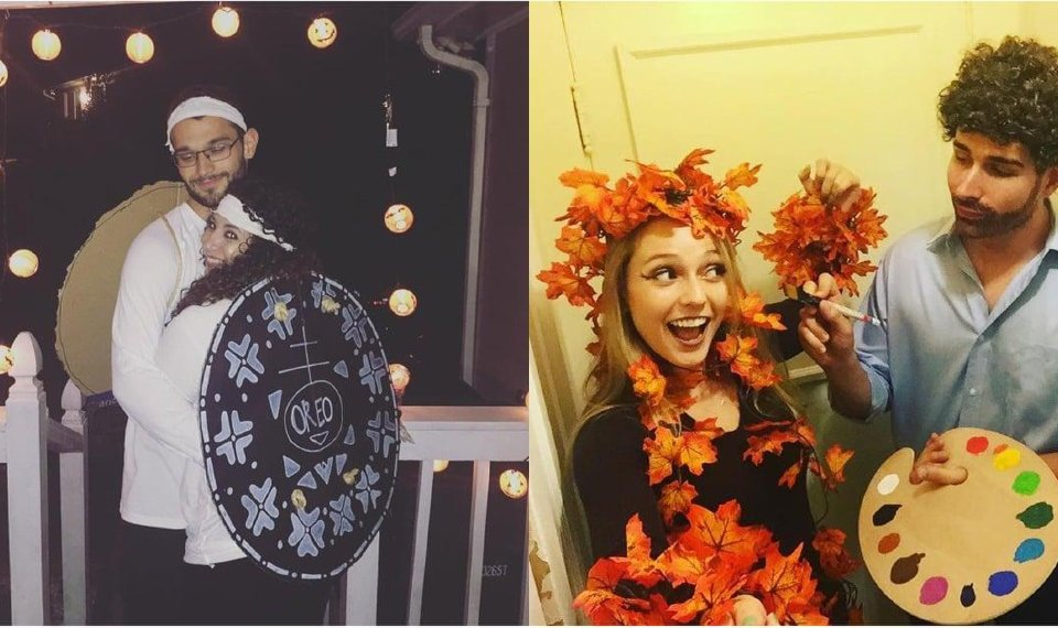 57 cheap and original diy couples halloween costumes