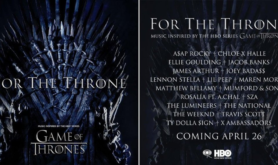 76ca801e7d93 The Game of Thrones Season 8 Soundtrack Isn't Even Out Yet, but It's  Already My Favorite Album