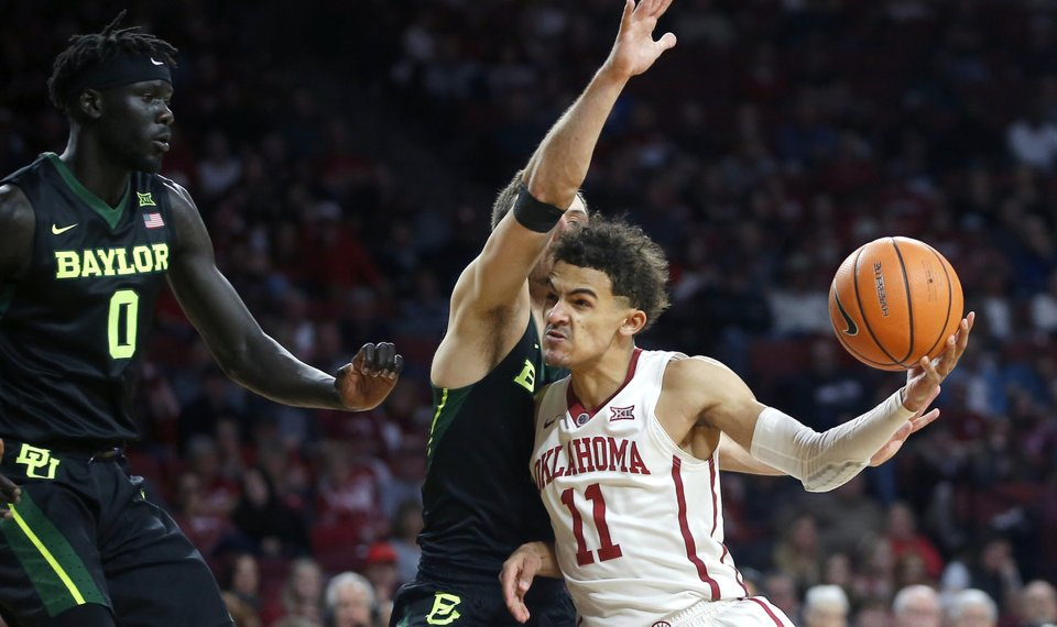Two truths about Trae Young that have emerged during Sooner slide d85bc3eec