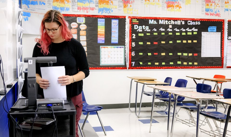 States Use Of Emergency Certified Teachers Continues To Grow