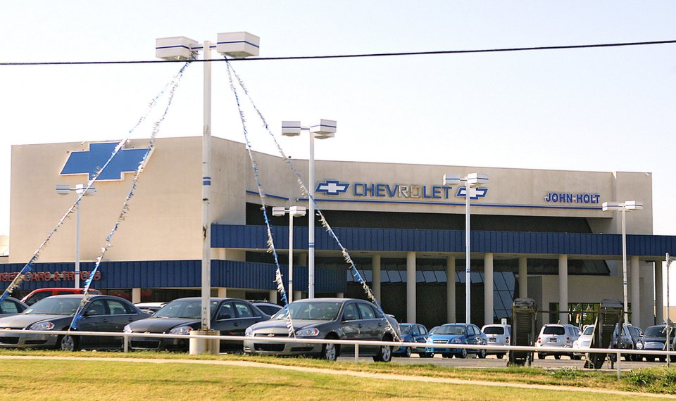 John Holt Chevrolet >> Chevrolet Dealership In Yukon Set To Close