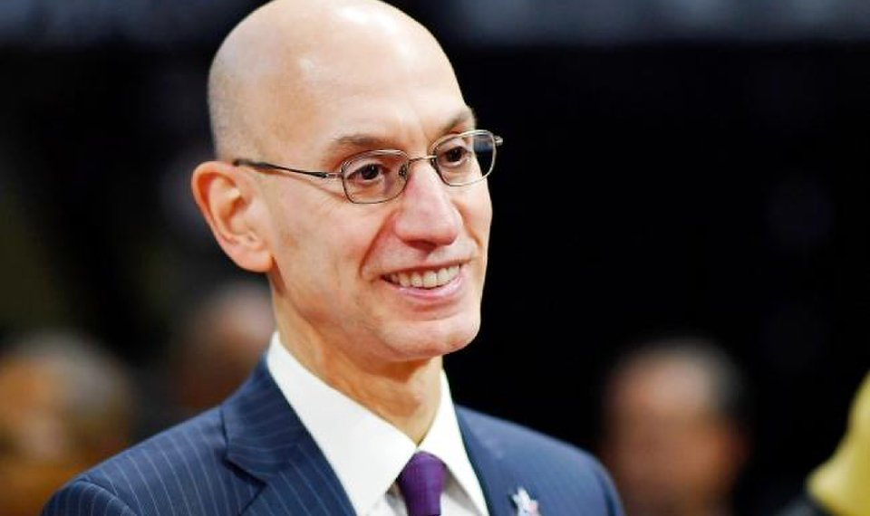 Opinion: NBA can't resume play soon enough, but Adam Silver won't ...