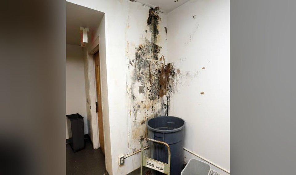 Rash of lawsuits over mold at Oklahoma County Detention