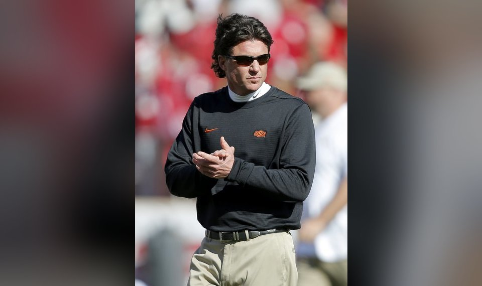 OSU football: Mike Gundy addresses excitement, discipline,...