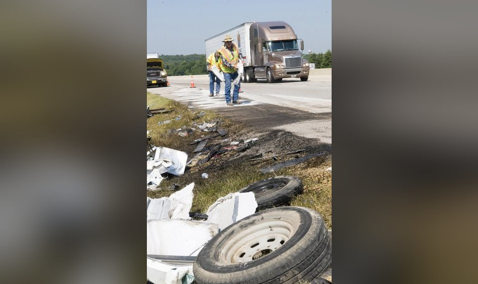 Driver may face crash charges in deadliest Oklahoma crash