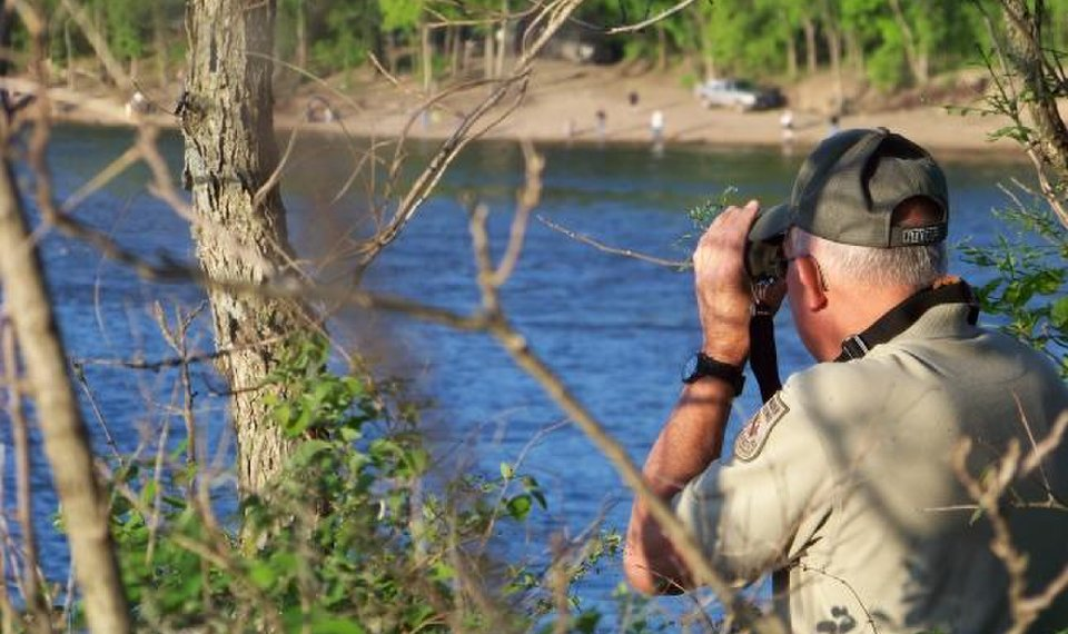 Game wardens were the 'original conservationists'