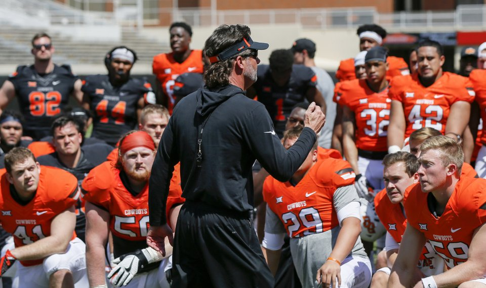 Osu Announces Football Spring Game Will Be April 20