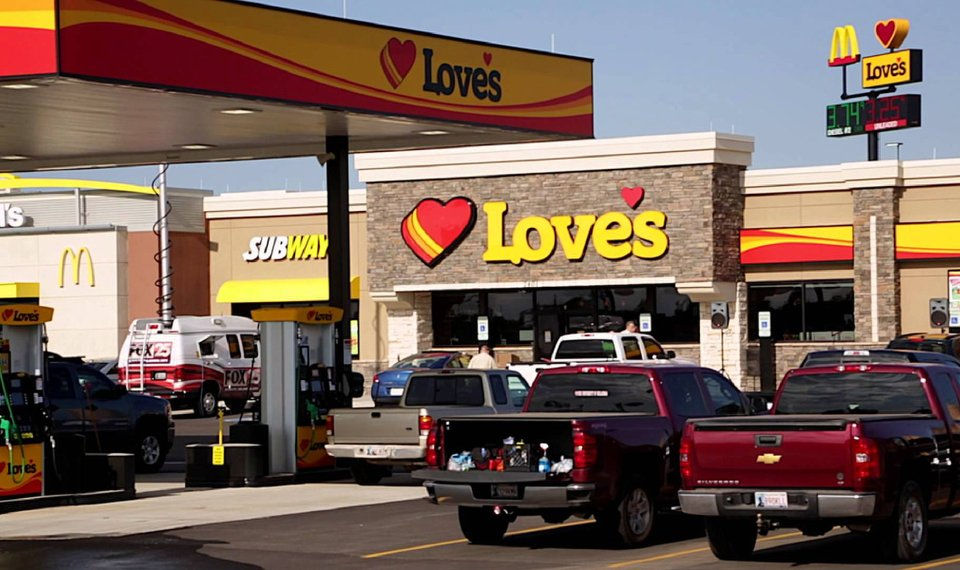 loves continues expansion of stores across the country - Loves Fuel Card