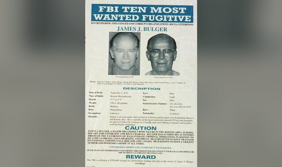 fbis most wanted posters rarely found in post offices