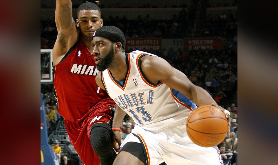51066ead Thunder guard James Harden has a chance to drastically improve during this  year's Orlando summer league