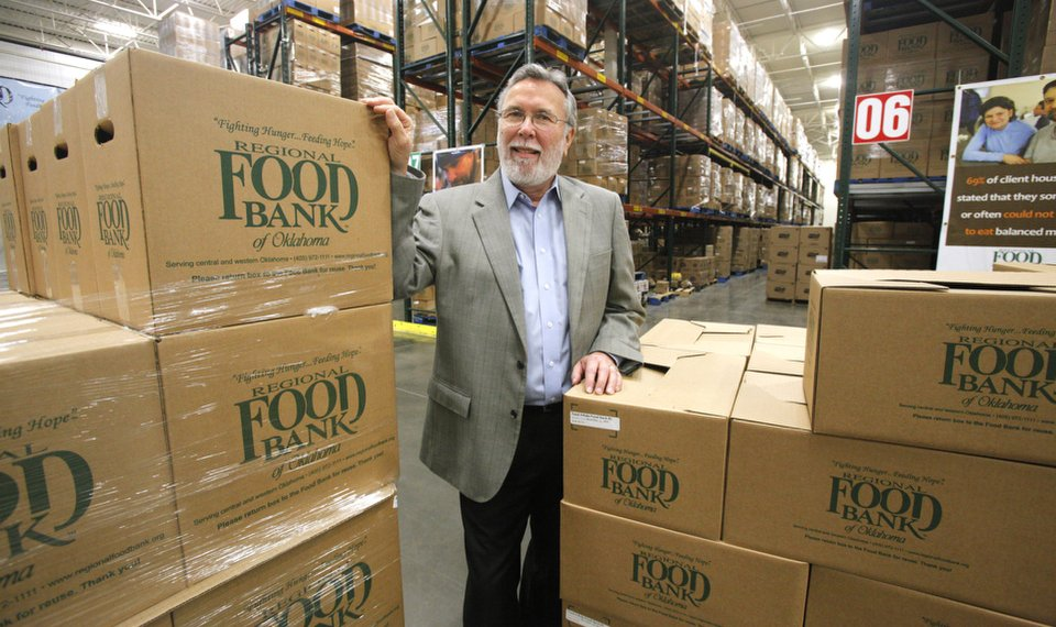2012 profiles: Past experiences help food bank director