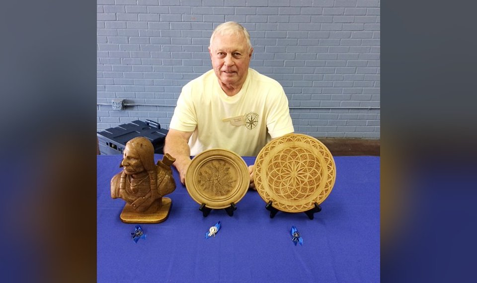 Carvers to show woodworking skills at Arcadia Round Barn